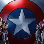 Captain America Civil War 2016 Face Off 8K