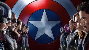 "Captain America: Civil War (2016) ""Face Off"" 8K"