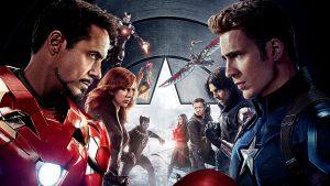"Captain America: Civil War (2016) ""Fight"" 8K"