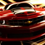 Chevrolet Camaro Red
