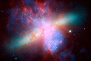 Cigar Galaxy Messier 82