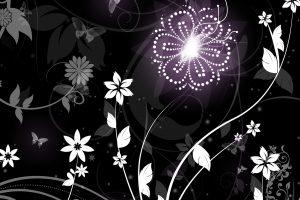 Dark Floral HD