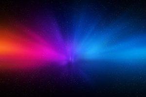 Digital Aurora In The Space