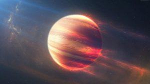 Fire Planet 4K