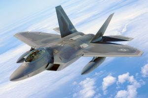 Lockheed Martin F-22 Raptor HD