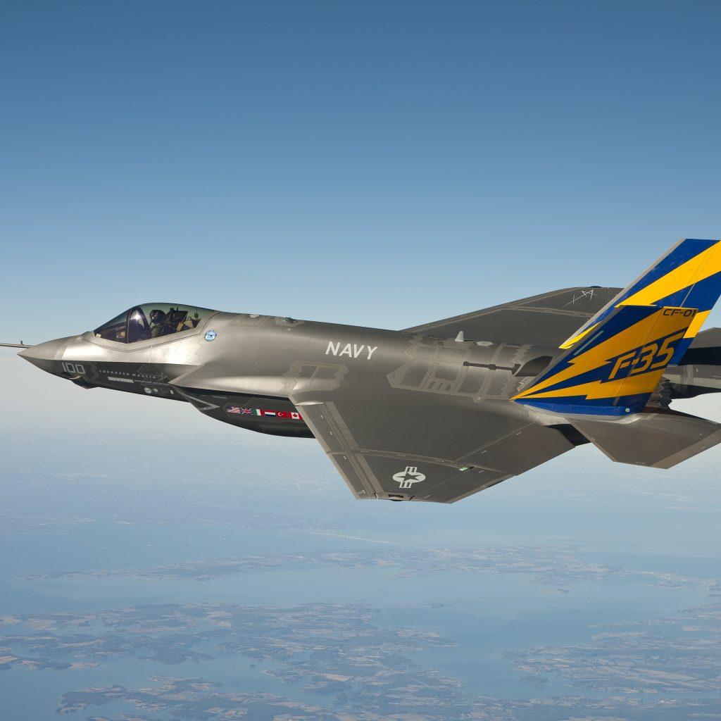 Lockheed Martin F-35 Lightning II HD Wallpaper