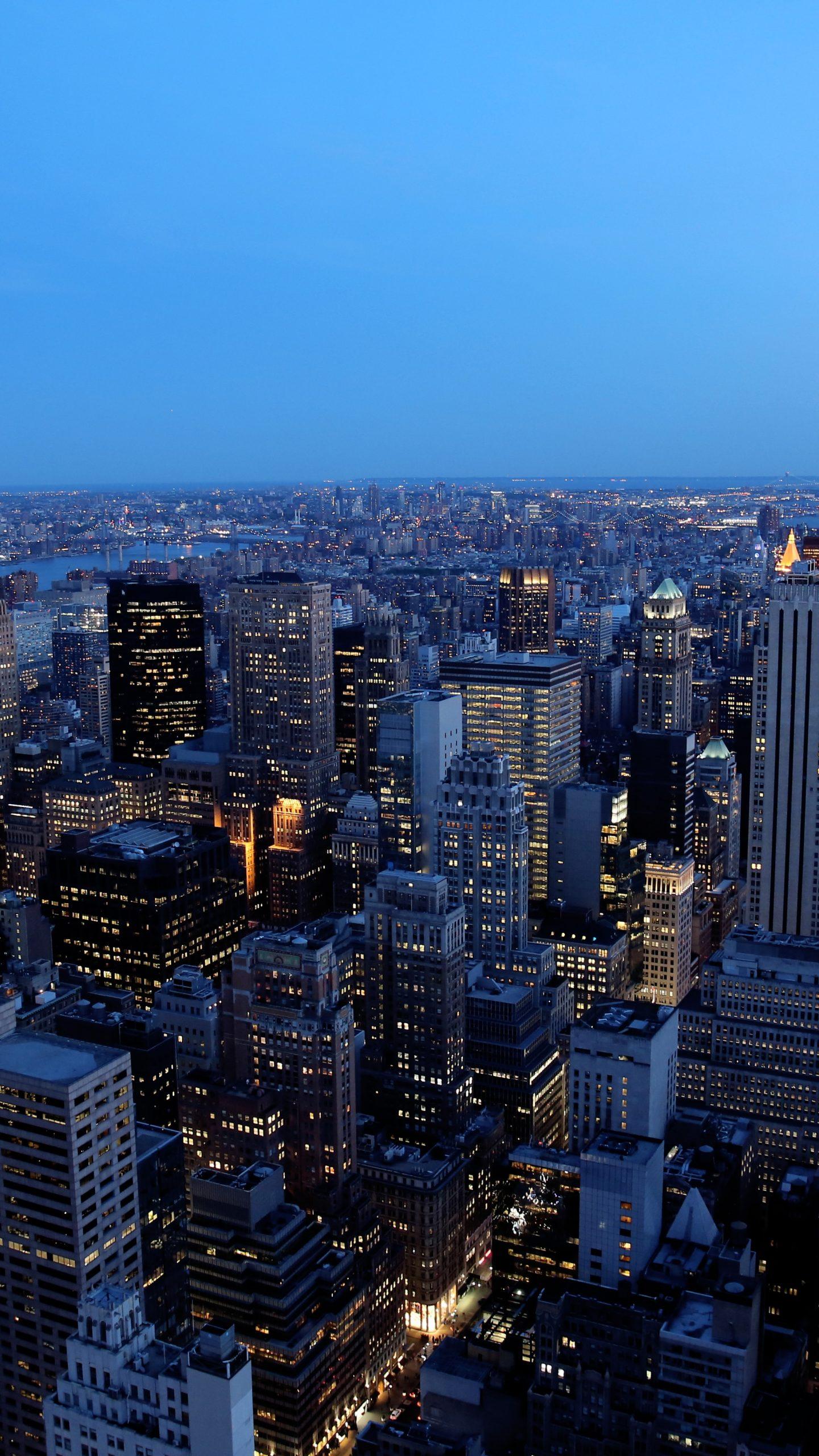 New York City 5k Uhd Wallpaper