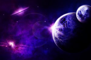 Purple Universe 8K