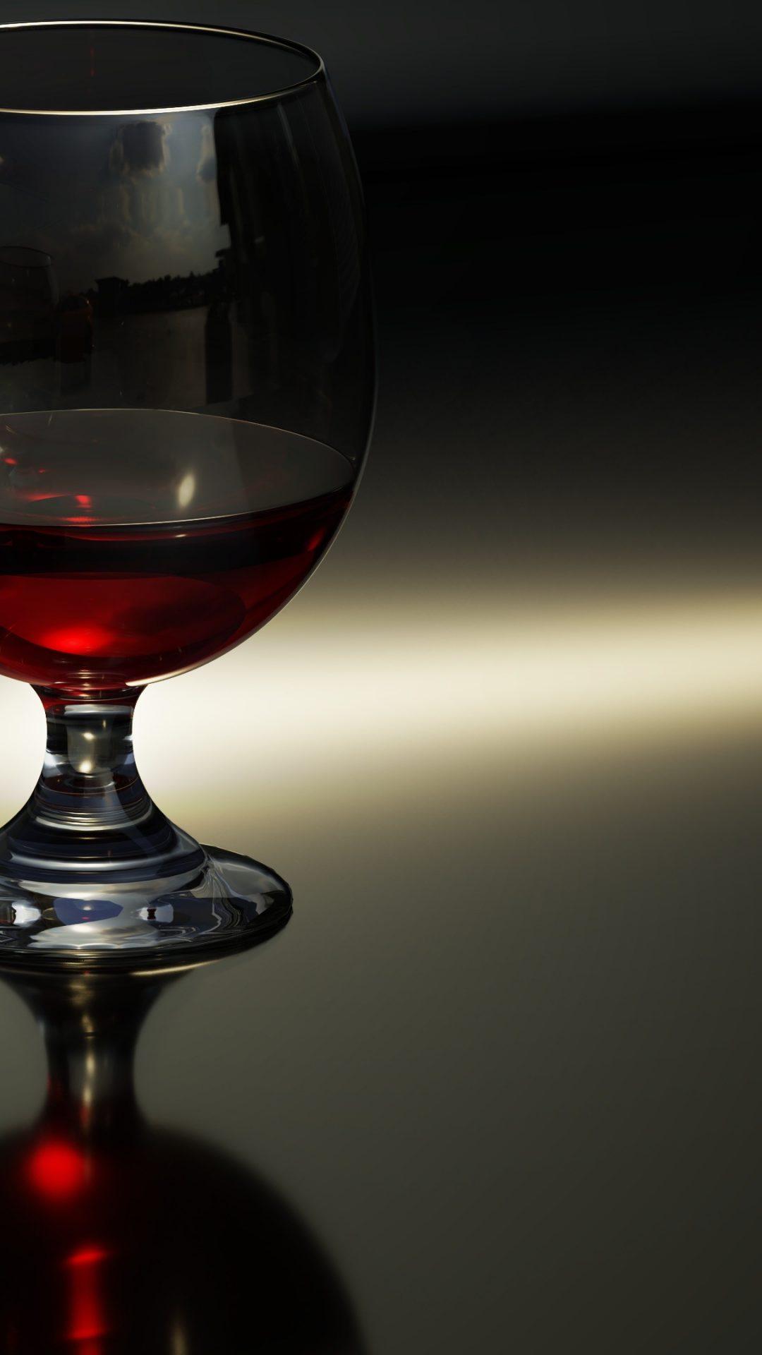Red Wine Glasses 4k Uhd Wallpaper