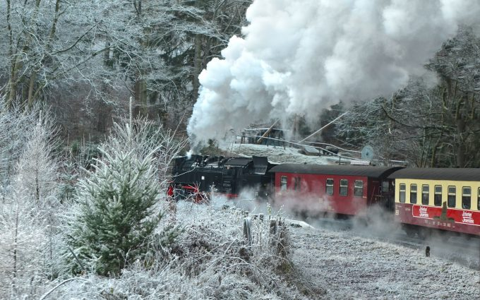 Steam locomotive HD