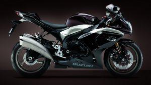 Suzuki GSX-R 1000 (Black) HD