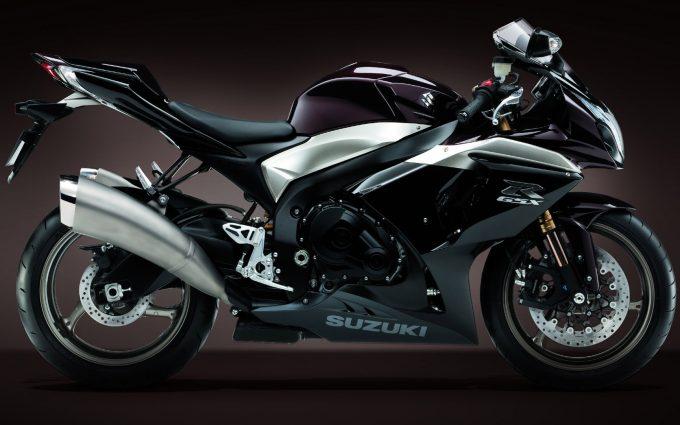 Suzuki GSX R 1000 Black