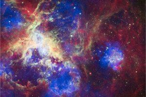 Tarantula Nebula 30 Doradus