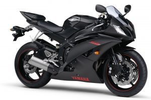 Yamaha R6 (Black) HD