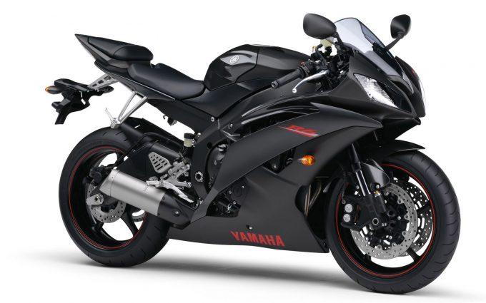 Yamaha R6 Black HD