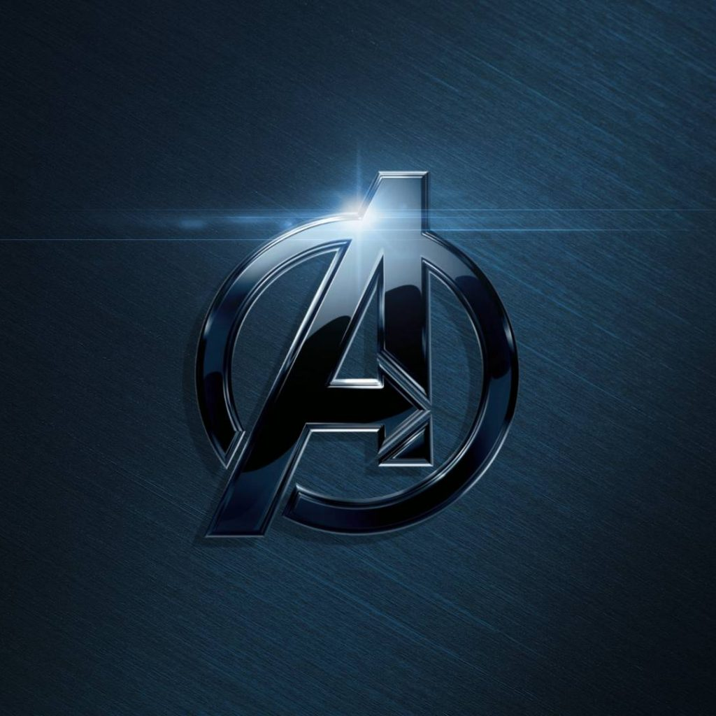 Avengers Logo HD Wallpaper