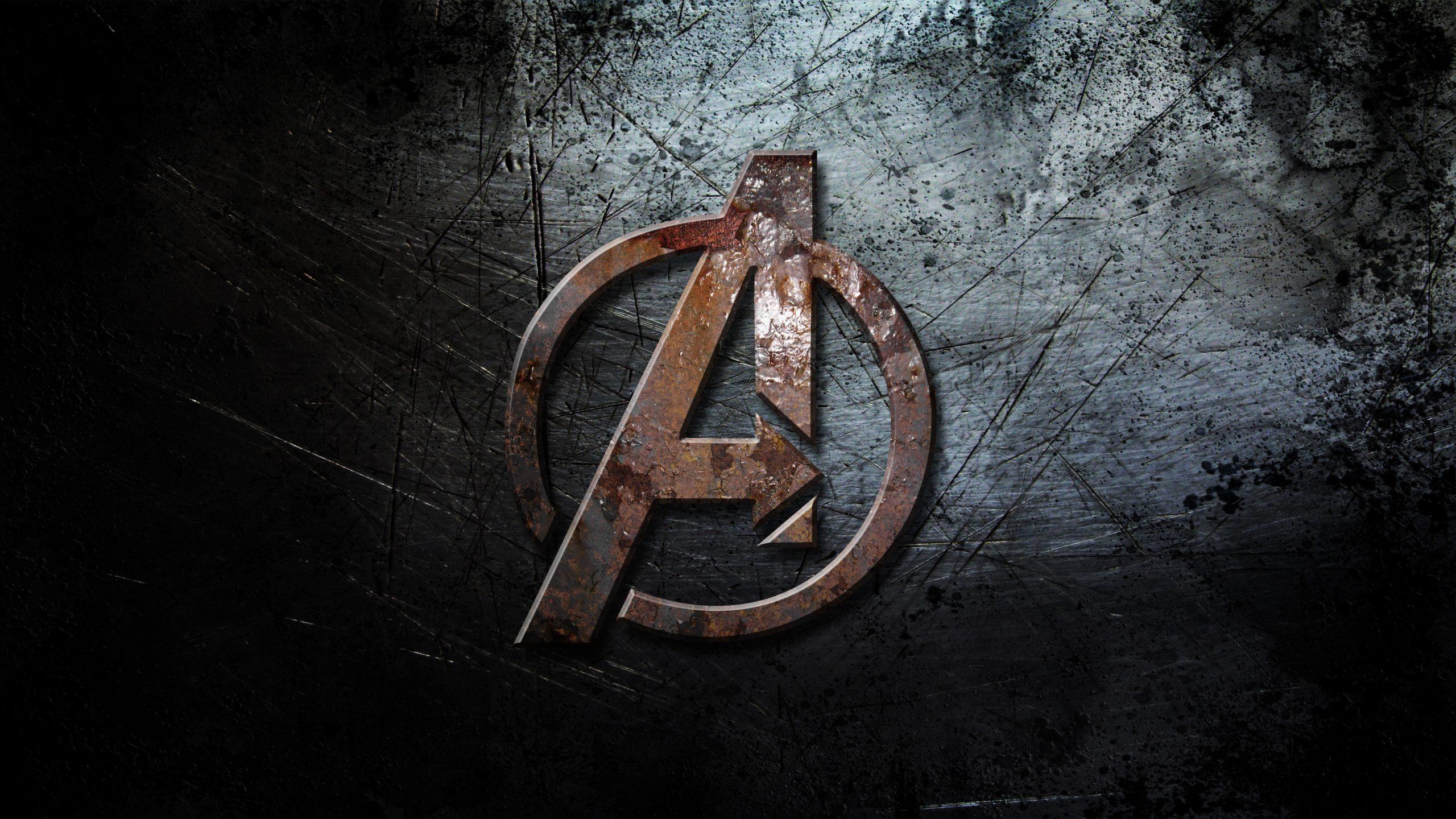 Letest Top10 Hate Love Wallpaper In Hd Or Widescreen: Avengers Logo 4K UHD Wallpaper