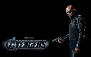 Avengers Nick Fury HD
