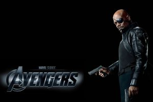 Avengers Nick Fury HD
