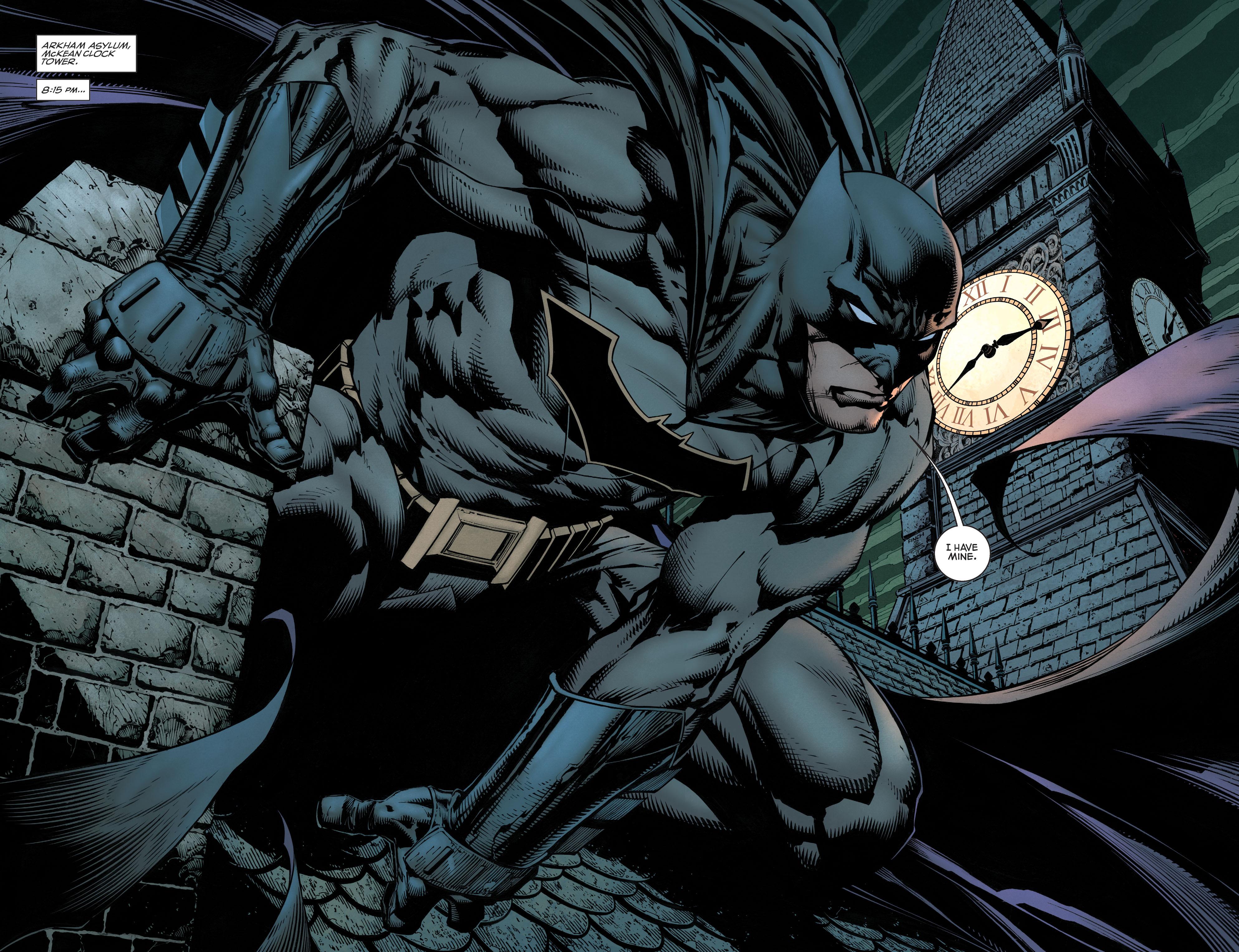 Batman I Have Mine DC Comics 4K