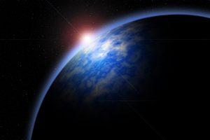 Blue Exoplanet 4K