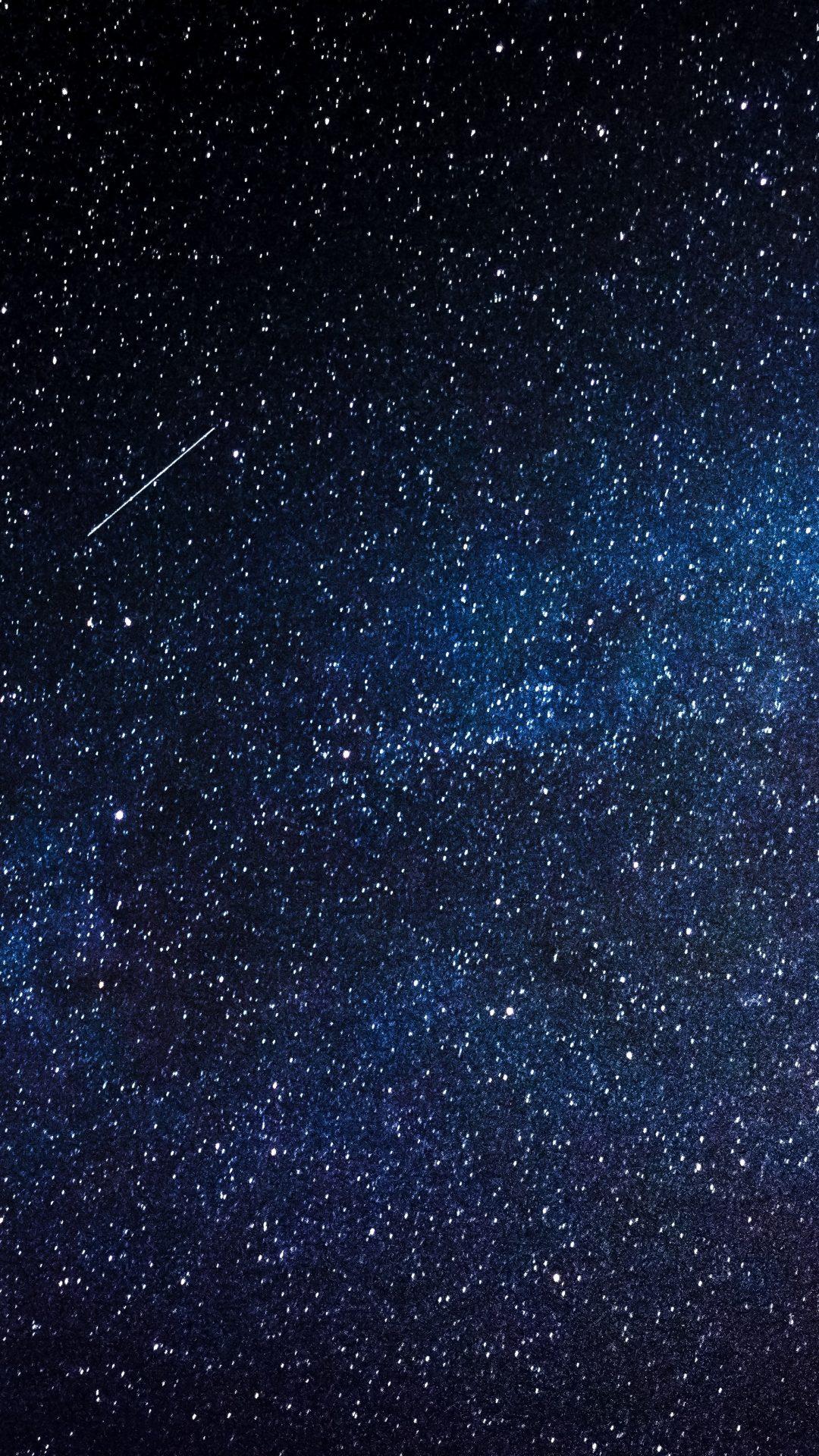 Blue starry sky 5k uhd wallpaper - Starry sky 4k ...