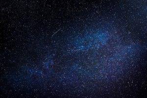 Blue Starry Sky 5K