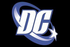 DC Comics Logo 4K