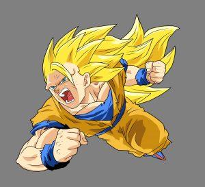 Goku SSJ3 (DBZ) HD