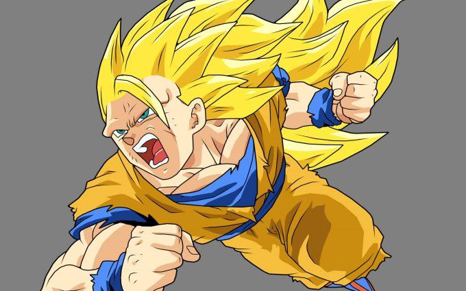 Goku SSJ3 DBZ HD
