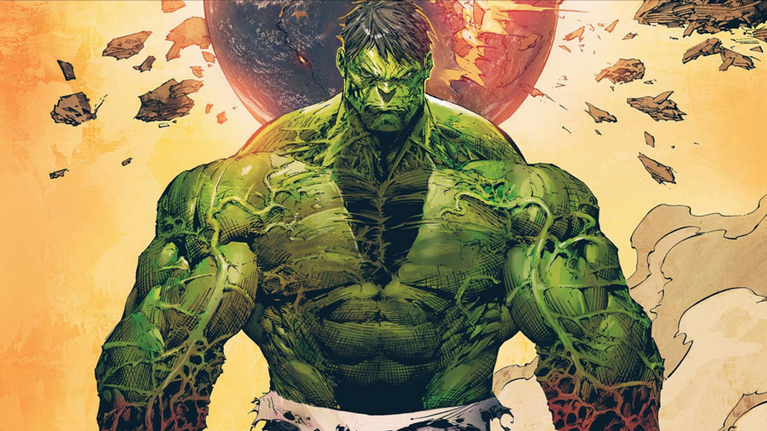 Hulk Marvel 4k Uhd Wallpaper
