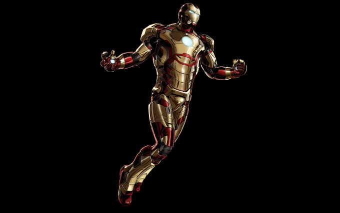 Iron Man Mark 42 5K
