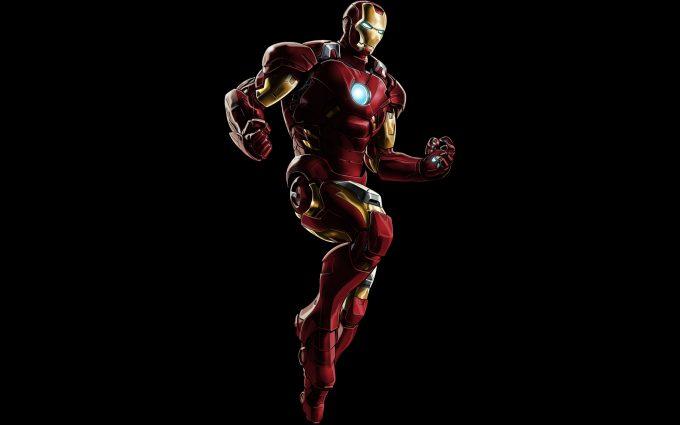 Iron Man Mark VII 4K