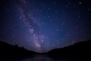 Milky Way In British Columbia 5K