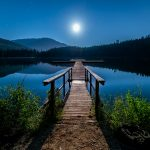 Nightfall In British Columbia 5K