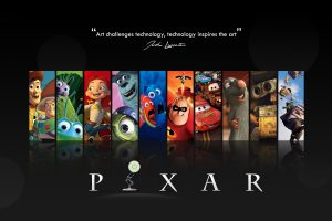 "Pixar ""Art challenges technology, technology inspires the art"" HD"