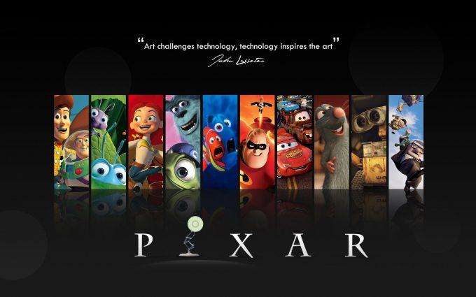 Pixar Art Challenges Technology Technology Inspires The Art HD