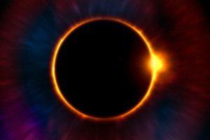 Solar Eclipse 4K