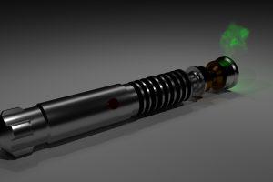 Star Wars Lightsaber 4K