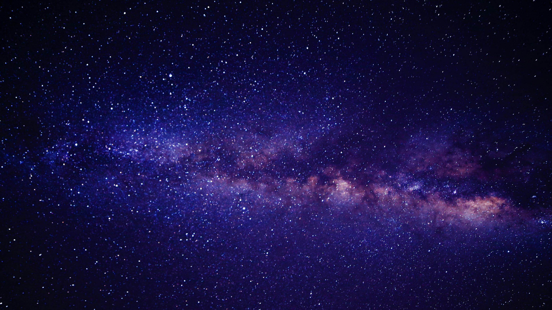 Starry Sky Hd Wallpaper