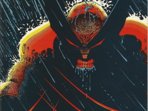 Wolverine Face (Berserker Rage) 4K