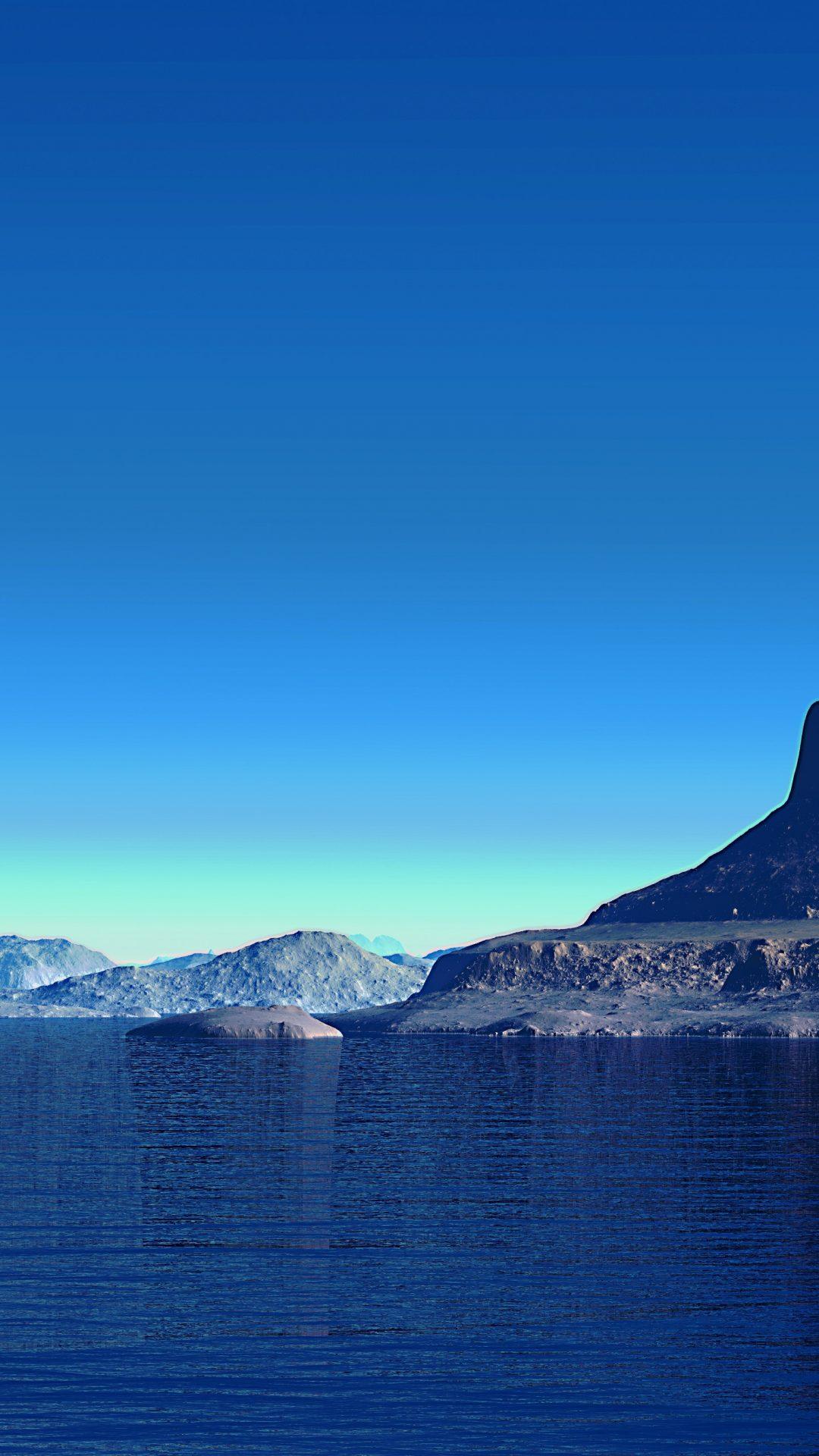 Alien Planet Landscape 4k Uhd Wallpaper
