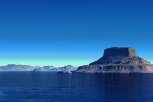 Alien Planet Landscape 4K