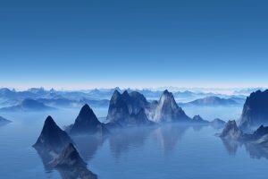Alien Planet Landscape 4K v2