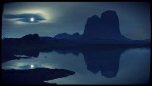Alien Planet, Night HD