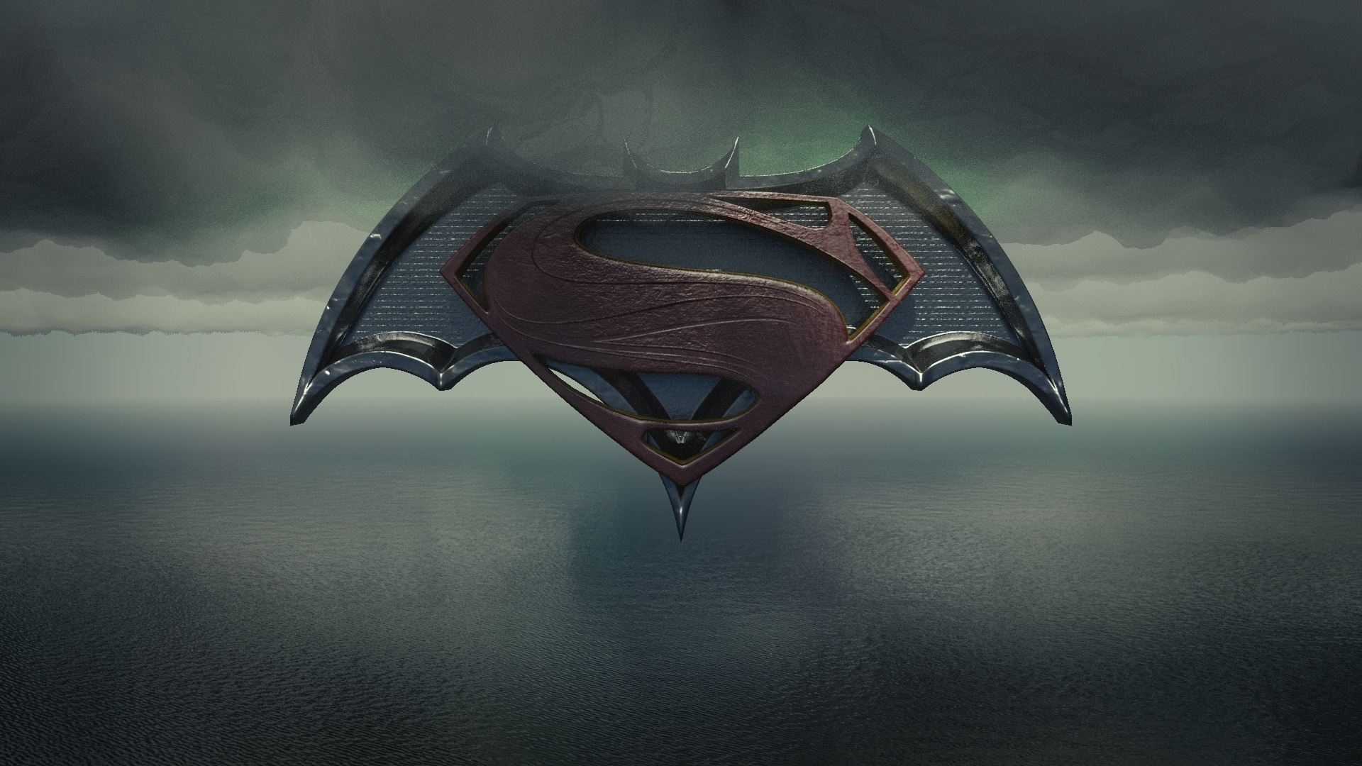 Batman V Superman Dawn Of Justice Logo HD