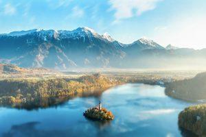 Bled Slovenia HD
