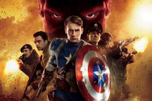 Captain America The First Avenger 2011 HD