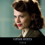 Captain America The First Avenger 2011 Peggy Carter