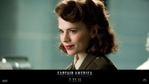 Captain America: The First Avenger (2011) Peggy Carter HD